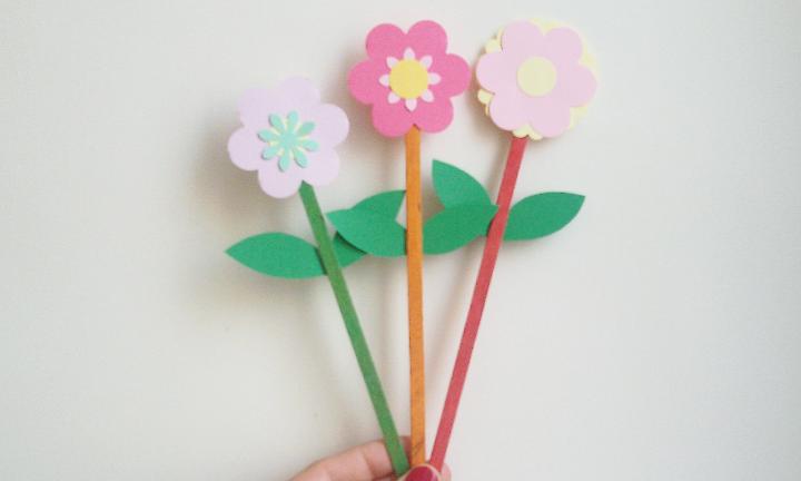 Di fiori bellissimi e laboratori creativi